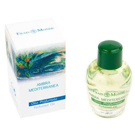 Купить Масло парфюмерное Frais Monde «Средиземноморская амбра», 12 мл