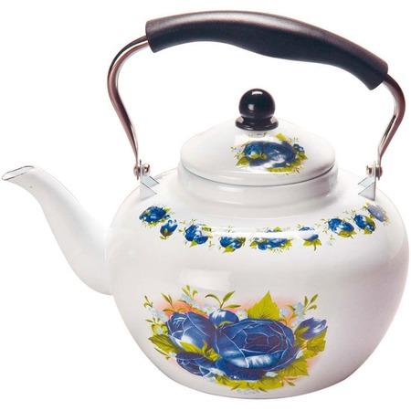 Купить Чайник эмалированный Bekker BK-E315. В ассортименте