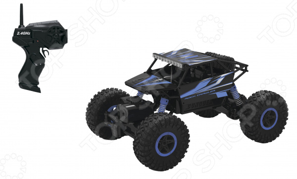 Машинка на радиоуправлении 1 Toy Rock Crawler
