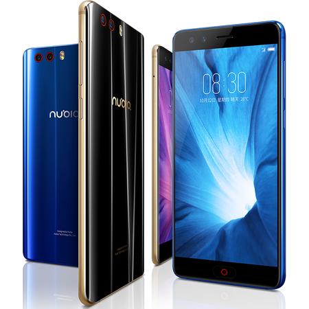 Купить Смартфон Nubia Z17 MiniS 6/64Gb