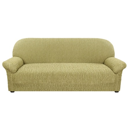 Купить Натяжной чехол на трехместный диван Еврочехол «Сиена Венера»