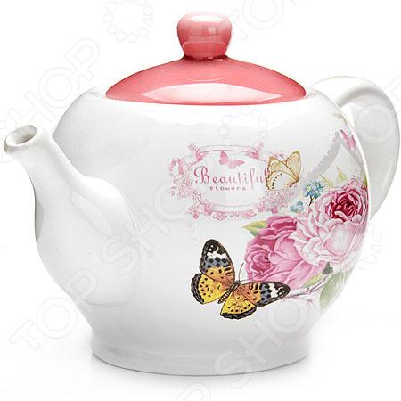 Чайник заварочный Loraine «Батерфляй»