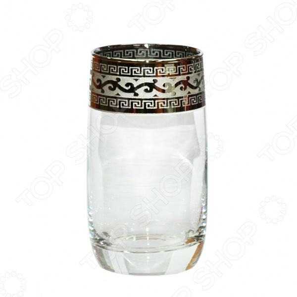 Набор стаканов Гусь Хрустальный «Эдем. Версаче» набор бокалов для коньяка гусь хрустальный версаче