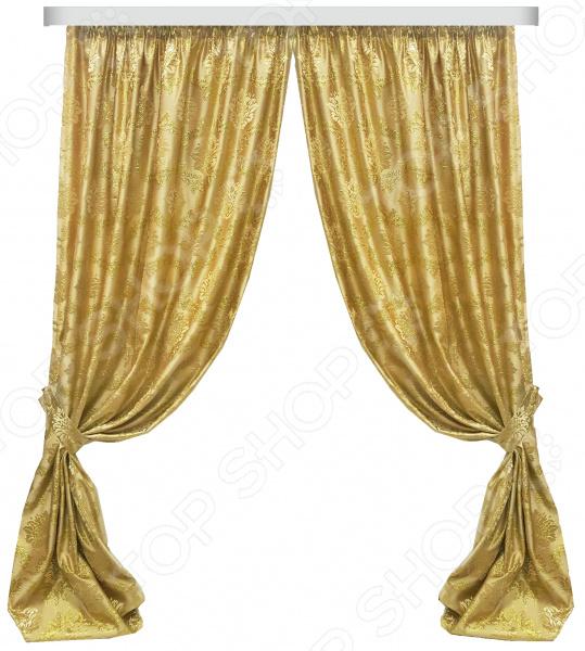 Комплект штор Zlata Korunka 777096 текстиль для дома