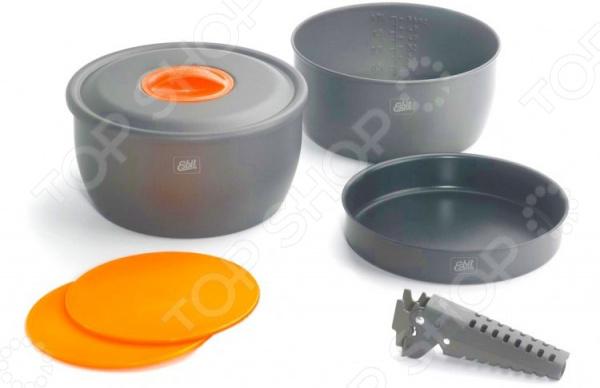 Набор посуды для готовки походный Esbit CW2500NS
