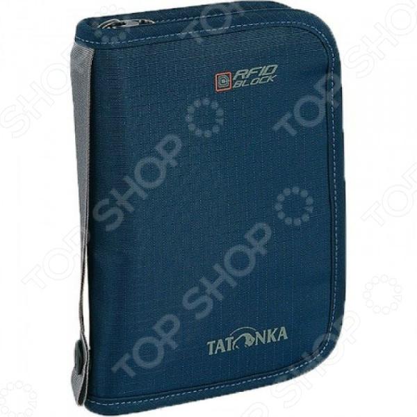 Кошелек туристический Tatonka Travel Zip M RFID
