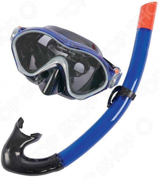 Набор для ныряния: маска и трубка Bestway «Аэро». В ассортименте цена