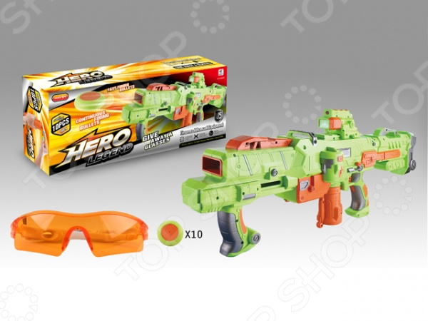 Оружие игрушечное Yako Y4416209