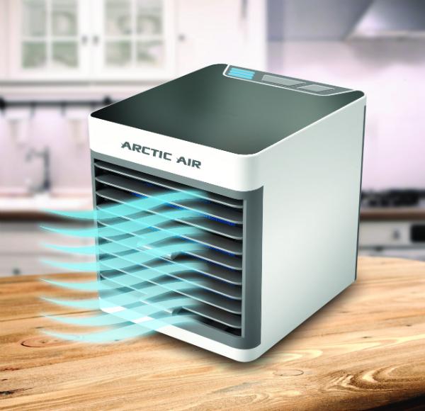Фильтр для мини-кондиционера 4в1 Rovus Арктика Плюс — охладитель воздуха 1