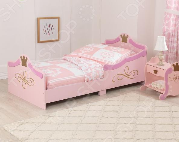 Кроватка детская KidKraft «Принцесса»