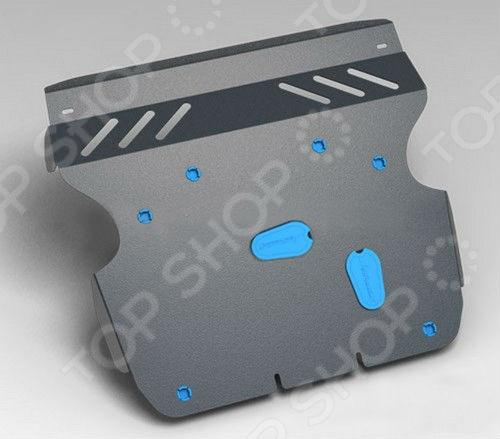 Комплект: защита картера и крепеж Novline-Autofamily Subaru Impreza 2008: 1,5/2,0/2,5 бензин МКПП/АКПП - фото 6