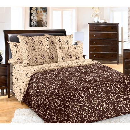Купить Комплект постельного белья Королевское Искушение «Вензель-1»