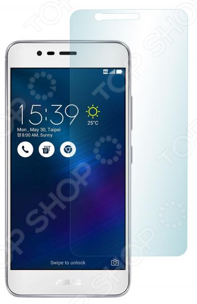 Стекло защитное skinBOX ASUS ZenFone 3 Max ZC520TL защитные стекла skinbox защитное стекло skinbox для asus zenfone zoom zx551ml 2016 0 3mm 2 5d