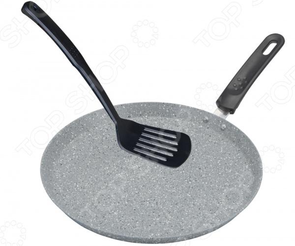 Сковорода блинная Bohmann с лопаткой