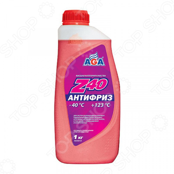 Антифриз AGA AGA 001 Z жидкость от утечки охлаждающей жидкости где