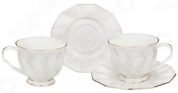 Чайная пара Lefard 264-762 чайная пара lefard эгоист 275 859