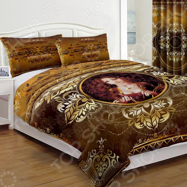 Комплект постельного белья «Фаерс». Евро
