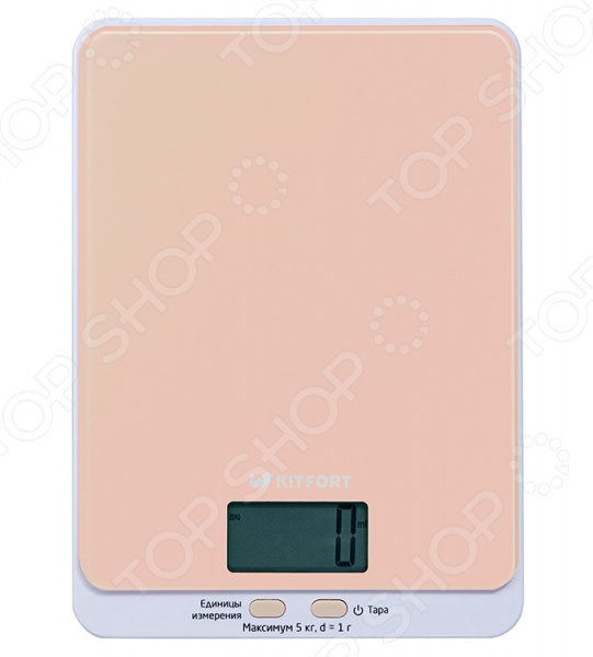 Весы кухонные КТ-803-3