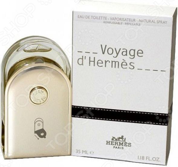 Туалетная вода для женщин Hermes Voyage, 35 мл terre d hermes m per 75 мл
