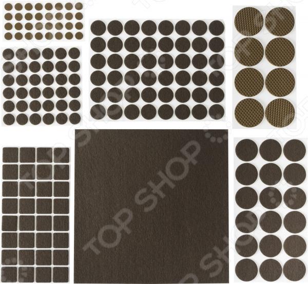 Накладки самоклеящиеся на мебельные ножки Stayer Comfort 40916-H175