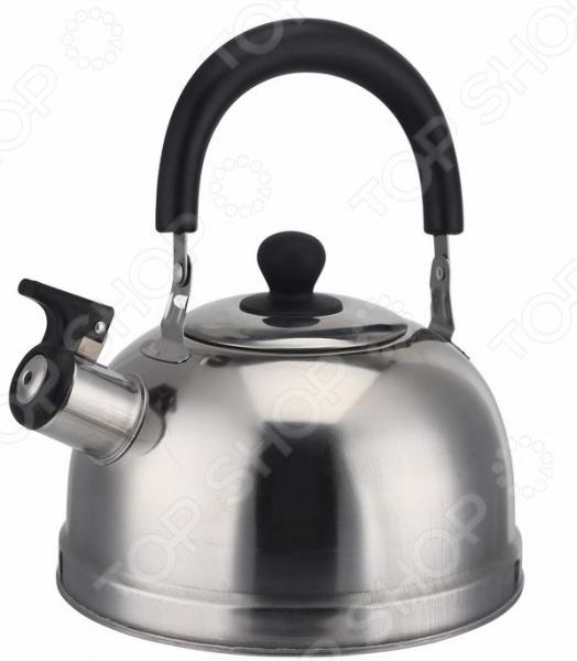 Чайник со свистком DUX 60-0702-2 чайник dux dxk 601 brown 60 0706 page 8