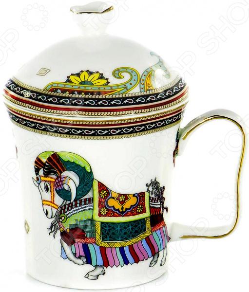 Кружка заварочная OlAff Mug Cover Jade Porcelain XXY-TFC-D4547 кружка заварочная rosenberg r 260028