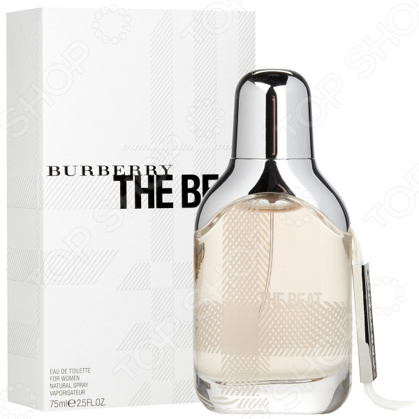 Парфюмированная вода для женщин Burberry The Beat вода парфюмированная для утюгов topperr 3019