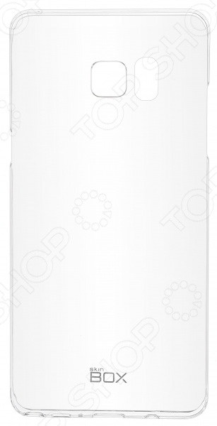 Чехол защитный skinBOX 4People Crystal для Xiaomi Mi Note
