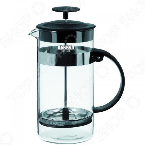 Чайник заварочный Bekker De Luxe BK-390 электрочайник de longhi kbi2000 bk