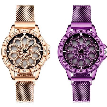 Купить Часы наручные Flower Diamond. В ассортименте