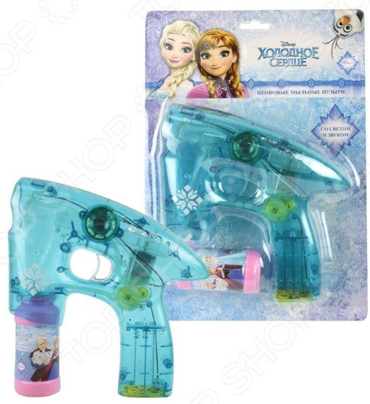 Набор для пускания мыльных пузырей Disney «Холодное сердце»