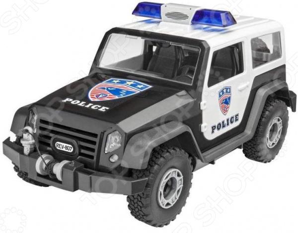 Сборная модель автомобиля Revell «Полицейский внедорожник»
