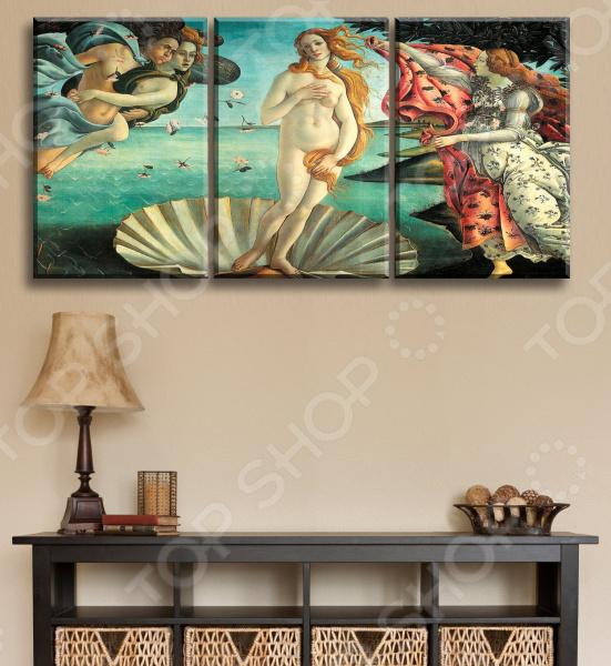 Картина модульная ТамиТекс «Рождение Венеры»