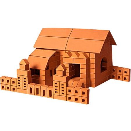 Купить Конструктор из глины Brick Master «Ферма»
