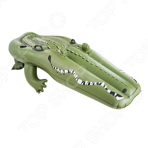 Игрушка надувная Bestway 41096 «Крокодил»