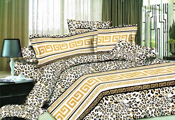 где купить Комплект постельного белья с эффектом 5D «Огита» BL3225. Евро по лучшей цене