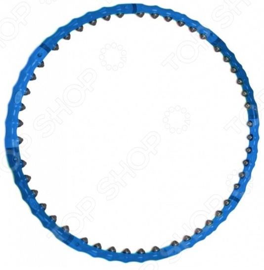 Обруч-тренажер магнитный Bradex Hula-hoop SF 0267 наколенник магнитный bradex здоровые суставы