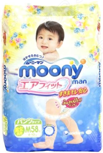 Трусики-подгузники MOONY M (6-10 кг)