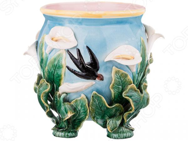 Ваза декоративная «Каллы» вазы pavone ваза орхидея