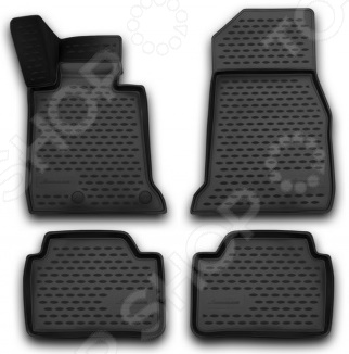 Комплект 3D ковриков в салон автомобиля Novline-Autofamily Lifan Solano 2010 набор автомобильных экранов trokot для lifan solano 2 2016 наст время на передние двери укороченные