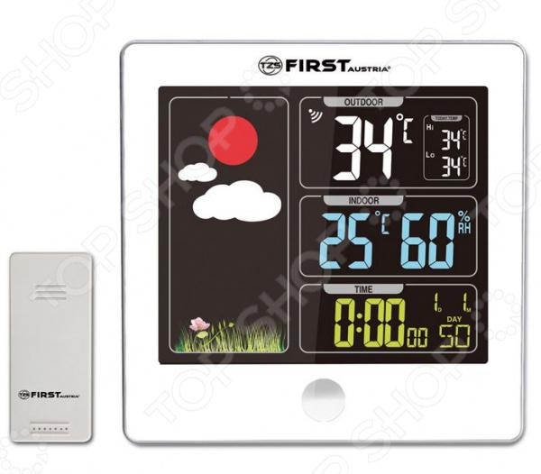 Термометры. Метеостанции