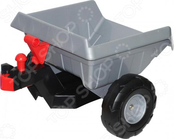 Полуприцеп для машинки игрушечный Coloma Y Pastor Turbo