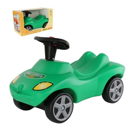 Купить Машина-каталка Wader «Полиция» со звуковым сигналом