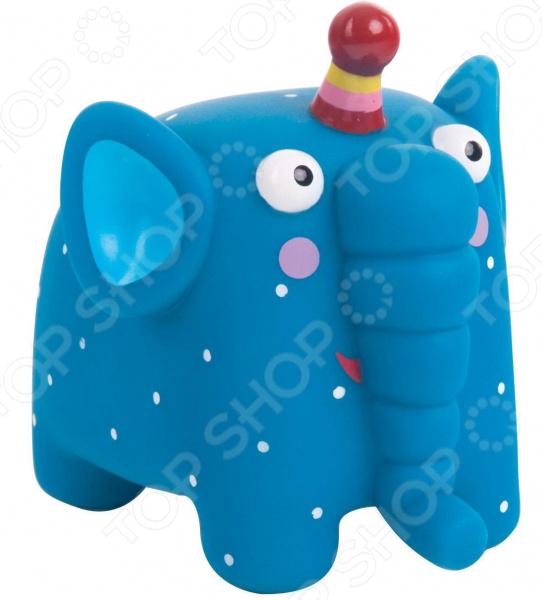 Игрушка для ванны Деревяшки «Слон Ду-Ду» каталка деревяшки слон ду ду синий