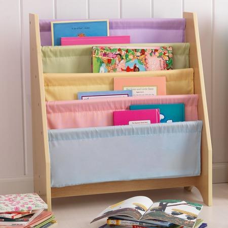 Купить Книжный стеллаж детский KidKraft Pastel