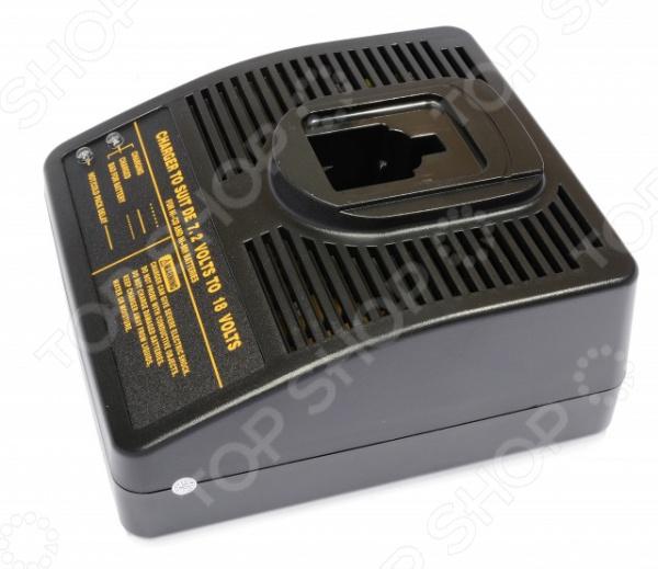 Устройство зарядное для инструмента Pitatel TSA-002-DE-01 аккумулятор для dewalt 18v 2 1ah ni mh dc200 dc300 dc500 dc700 series de9503 dc9096 de9039