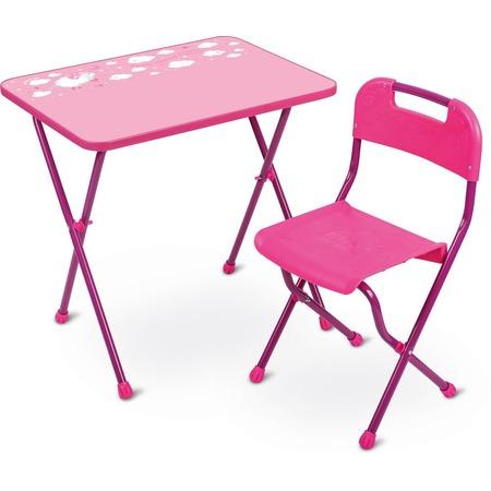 Купить Набор мебели детский: стол и стул Ника КА2