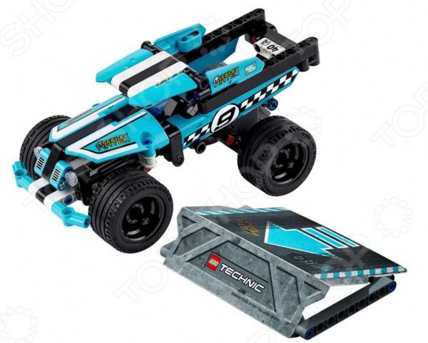 Конструктор-игрушка LEGO «Трюковой грузовик»