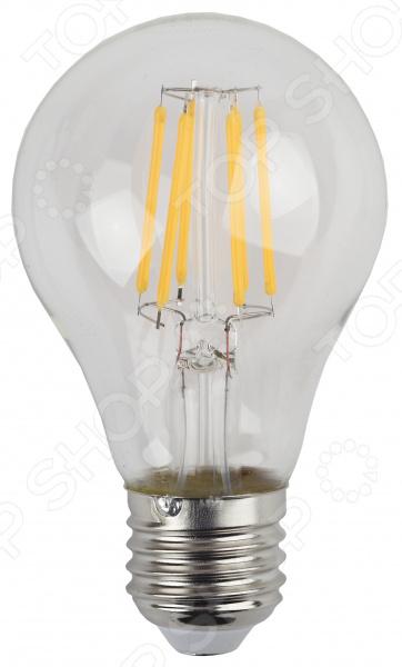 Лампа светодиодная Эра F-LED A60-7W-827-E27