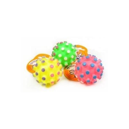 Купить Игрушка для собак ЗООНИК «Мяч-мина». В ассортименте